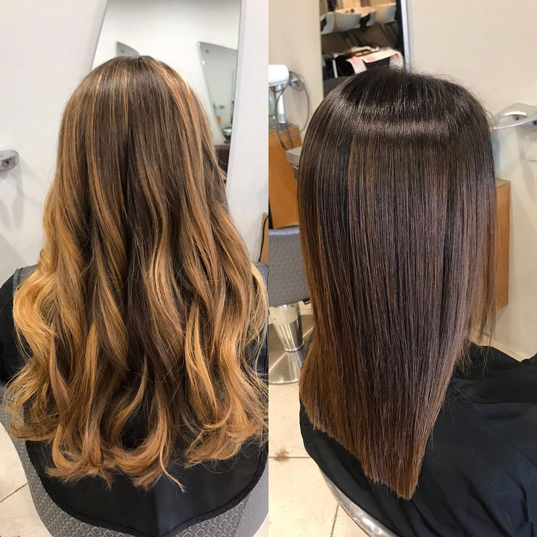 Changing From Brunette To Blonde?