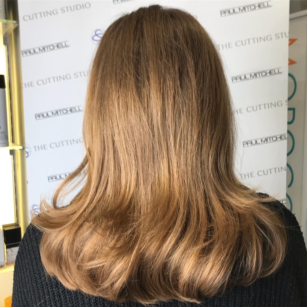 Cocochoco Brazilian Keratin Hair Straightening  at The cutting Studion hair salon, Hazlemere