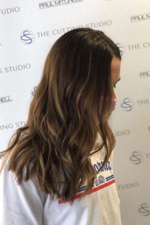 brunette balayage looks, Hazelmere salons