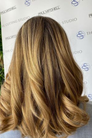 top balayage hair colou, Hazelmere