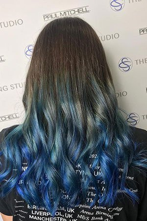 The best Balayage & Ombre Hair Colour Salon  near me in Hazlemere