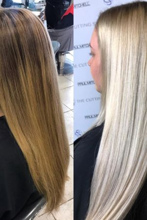 the best hair colour experts in hazelmere