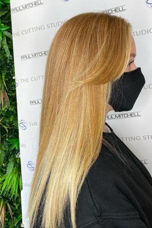 long stylish hair cuts Buckinghamshire hairdressers