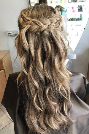 stunning wavy hairstyles At Hazlemere's Top Hair Salon: The Cutting Studio