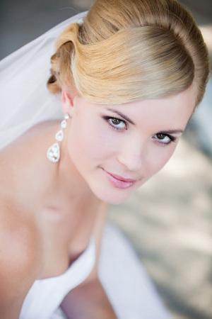 Bride's Hair Ideas at The Cutting Studio Hairdressers, Hazlemere, Bucks