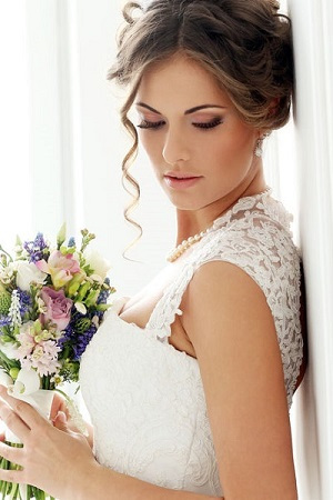 Wedding Hair Ideas For Brides, The Cutting Studio Hairdressing Salon Hazlemere