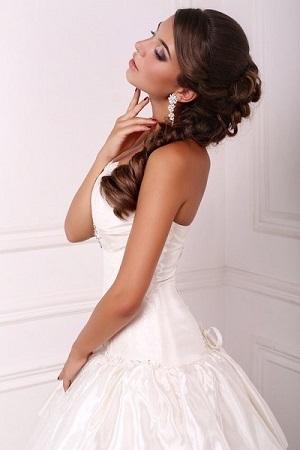 Bridal Hair Ideas at The Cutting Studio Hair Salon Hazlemere