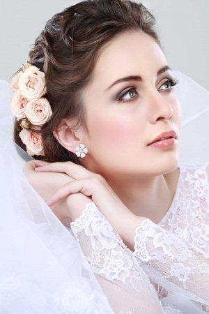 Bride's Hairstyles, The Cutting Studio Hair Salon Hazlemere