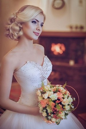 Bride's Hair Styles at The Cutting Studio Hairdressers, Hazlemere