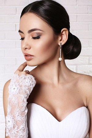 Romantic Hairstyles For Brides, The Cutting Studio Hair Salon Hazlemere