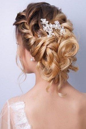 Beautiful Wedding Hairstyles For Brides, The Cutting Studio Hair Salon Hazlemere